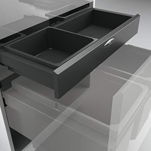 NABER 8013361 Utensilienschublade Cox Base-Board® 600, anthrazit