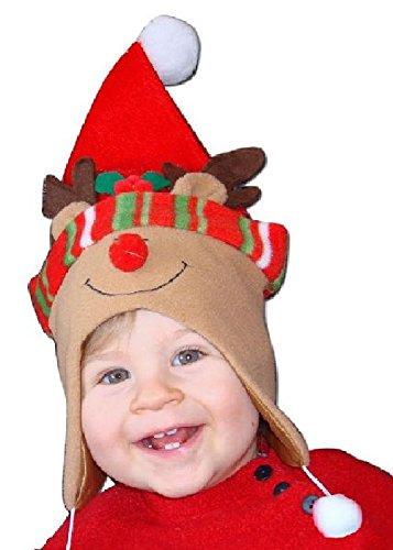Mondial-fete - Bonnet Noël bébé Rennes