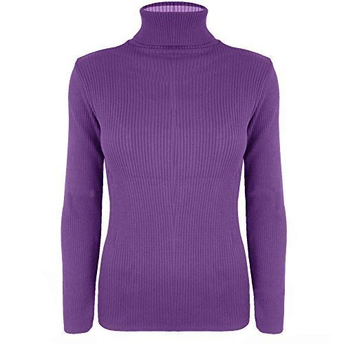 Oops Outlet - Maglione - Donna lilla 38