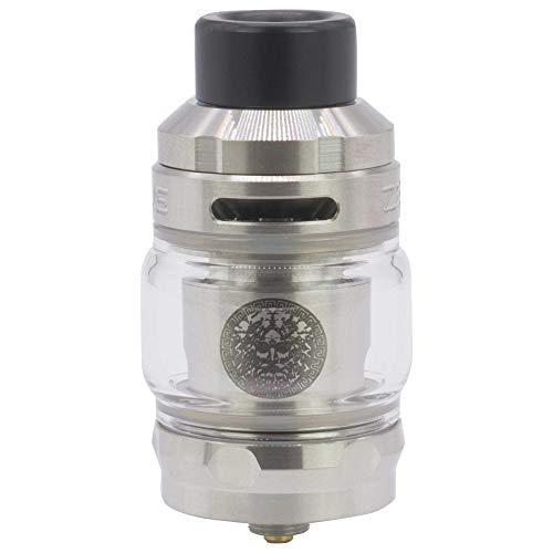 GeekVape Zeus Sub Ohm Tank 3,5 ml/5 ml, Durchmesser 26 mm, DL Verdampfer für e-Zigarette, silber