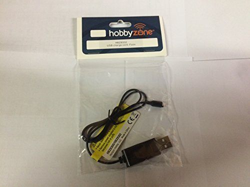 Hobby Zone USB charge cord: FAZE by HobbyZone