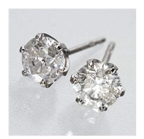 弁天インテリア ダイヤモンド 0.7ct ピアス ダイヤピアス 日本製 《特別仕入れ》