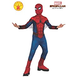 Rubies Marvel Spider Man Far From Home Childs Spider Man Costume Mask Small