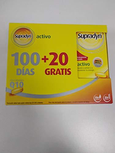 SUPRADYN ACTIVO 100 + 20 COMP