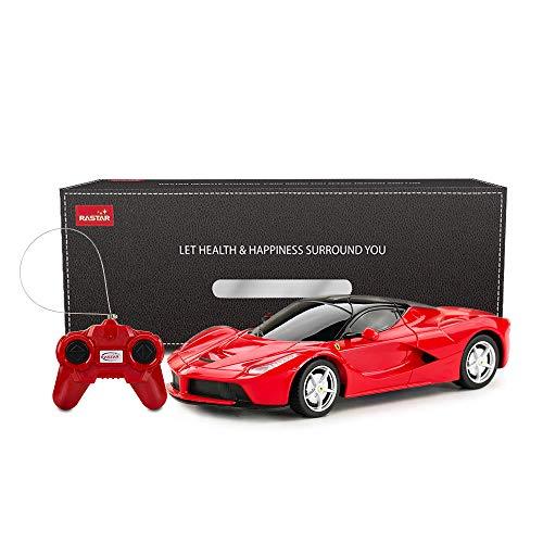 RASTAR - 48900 - Ferrari - Coche con mando a distancia, color rojo