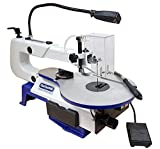 Charnwood SS16F 16 Scroll Saw with Foot Pedal Switch