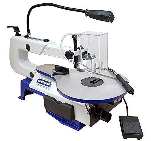 """Scroll Saw 16"""" with Foot Pedal Switch"""