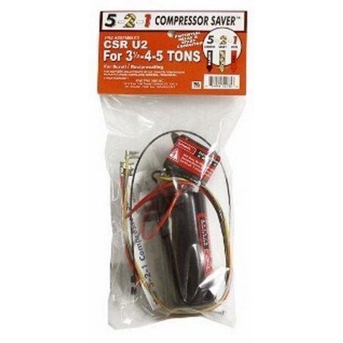 Compressor Saver Hard Start Capacitor Model CSR U2 by Five Two One Inc