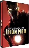 Iron Man [4K Ultra HD Blu-Ray Bonus-Édition boîtier SteelBook]