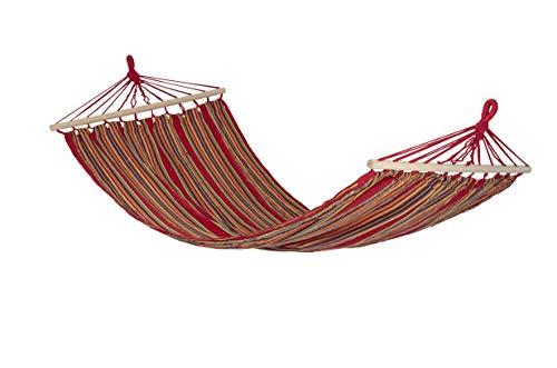 Bo Garden Samba Hammock-with Spread Pole, Corona, 0.5x 0.5x 420cm