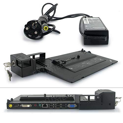 Lenovo ThinkPad Mini Dock Series 3 - Mini-Dock 4337 passend für L412, L420, L512, L520, T400s, T410, T410i, T410s, T410si, T420, T420s, T510, T510i, T520 und X220