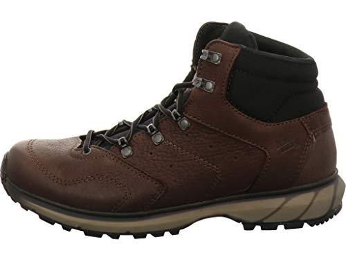 Hanwag Palung Mid-Cut Schuhe Herren Chestnut/Asphalt Schuhgröße UK 8,5 | EU 42,5 2020