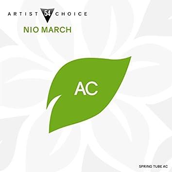 Artist Choice 054: Nio March