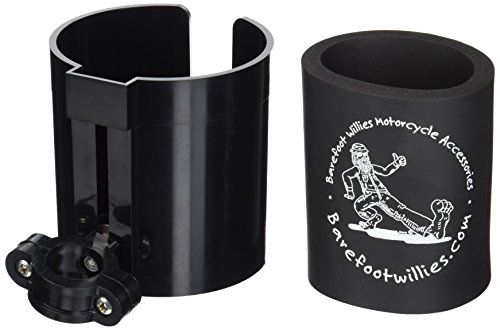 Cool Rider Motorcycle Cup Holder From Barefoot Willies