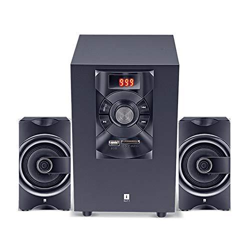 iBall SoundKing i3-2.1 Multimedia Speaker, Black