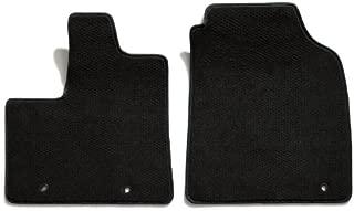 Premier Custom Fit 2-piece Front Carpet Floor Mats for Porsche Boxster (Premium Nylon, Black)