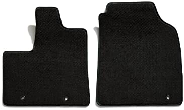 Nylon Carpet Black Coverking Custom Fit Front Floor Mats for Select BMW M3 E30 Models