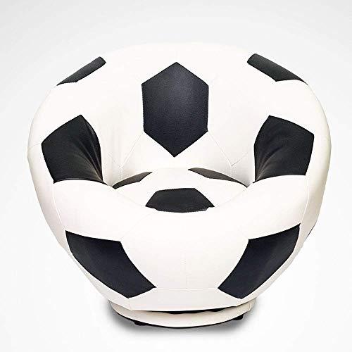 HYY-AA Sala de Estar Silla Cojines, Bola Lector de niños Silla Niño Sofá Football for Relajante Juego Lounging