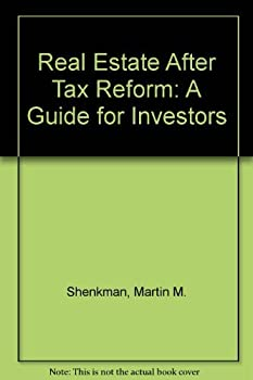 Hardcover Real Estate After Tax Reform: A Guide for Investors Book