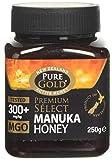 PURE GOLD Premium Select Manuka Honey 300+ MGO 250 g