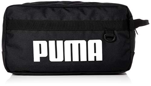 Puma Challenger Shoe Bag Zapatillero, Adultos Unisex, Black (Negro), Talla Única