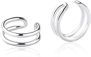 Best sterling silver ear cuff earrings Reviews