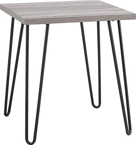 Ameriwood Home Owen Retro End Table, Gray Oak (Misc.)