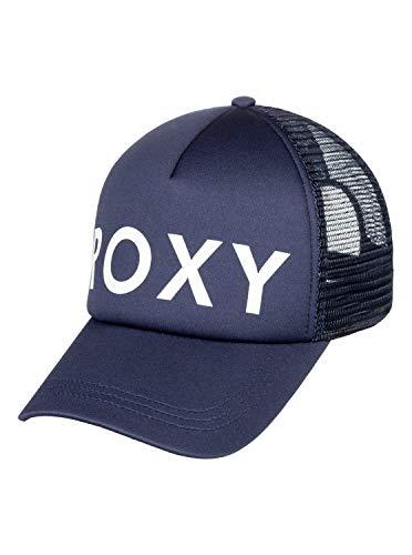 Roxy - Gorra Trucker - Mujer - One Size - Azul