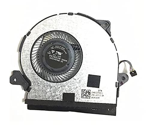 HuiHan Reemplazo para ventilador de CPU ASUS ZenBook 3 UX390 UX390U UX390UA
