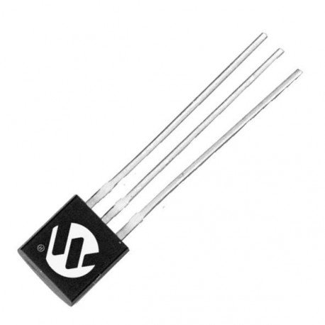 Amazon.es - MCP1700-3302E/TO Ldo Voltage Regulator, 3.3V, 250mA, To-92-3 (Microchip)
