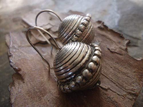 ✿ ETNICI tribale orecchini ✿ grande rotonda