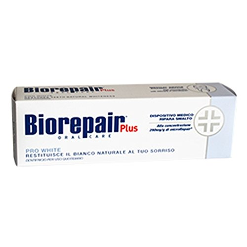 Biorepair Plus Oral Care Pro White Dentifricio 75 ml