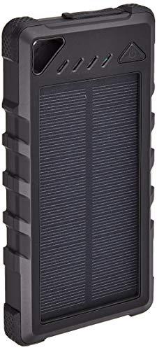 3Rsolutionソーラーモバイルバッテリー16,000mAhIP673R-BTC04BK