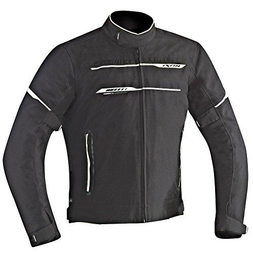 Ixon Giacca da moto ZSummerc Hp nero/bianco, nero/bianco, 4XL