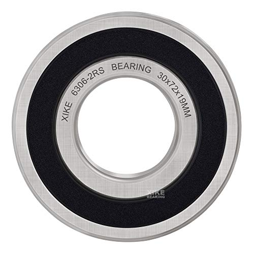 XiKe WH45X22914 and WH45X10096 Front Load Washer Tub Bearing & Seal Kit, Rotate Quiet and Durable Replacement for GE, General Electric AP5989947 PS11729508 Etc.