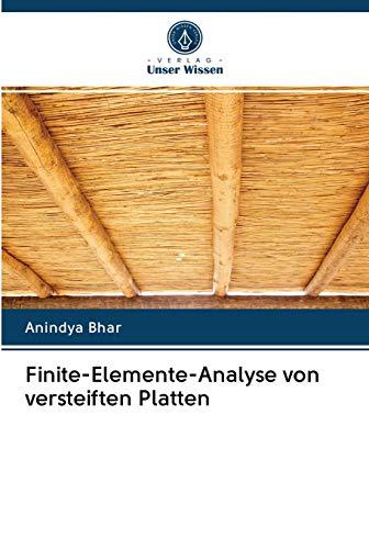 Finite-Elemente-Analyse von versteiften Platten