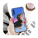 nine-C Coque de téléphone pour Huawei P 8 9 10 20 30 40 Lite Pro Psmart case-a4-pour Huawei P10...
