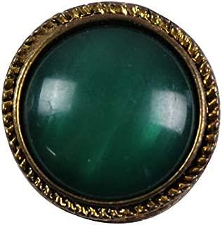 1 Pair Retro Muslim Magnetic Brooches Pins Hijab Scarf Shawl Pin Buckle, MSL15-5