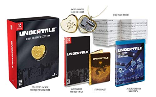 Undertale Collector's Edition Edicion Coleccionista - Nintendo Switch