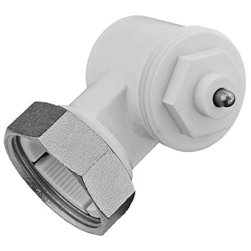 Thermostatkopf Winkeladapter 90 Grad | Anschluß M30 x 1,5 für Austauschheizkörper