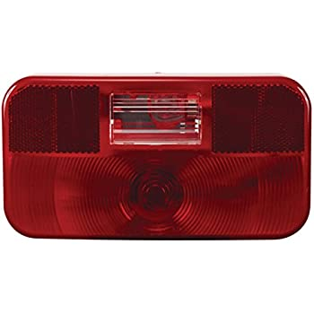 Optronics (RV-ST55P RV Stop/Turn/Tail Light with Back-Up Light