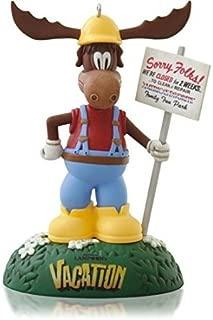 Sorry, Folks! - Marty Moose National Lampoon's Vacation - 2014 Hallmark Keepsake Ornament