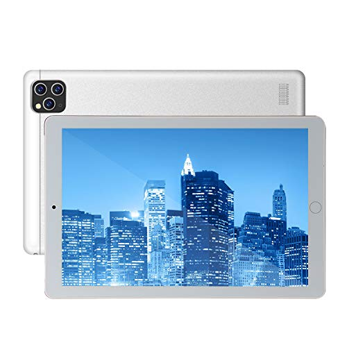 HUAWAI Tablet PC Android de 10.1 '', Android 8.0 Phablet Tablet 10 Core con 6GB RAM 128GB ROM 8.0MP + 16.0MP Cámara Dual 4G WiFi Bluetooth