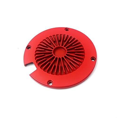 CHENJUAN For DJI Matrice M600 Bottom Cover for 6010 motor base (rood) for de bescherming van DJI M600 Landbouw Plant Drone Accessoires reserveonderdelen