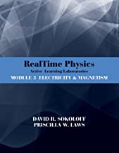 RealTime Physics: Active Learning Laboratories, Module 3: Electricity and Magnetism