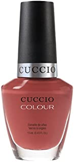 Cuccio Color Nail Polish, Boston Cream Pie.43 Ounce