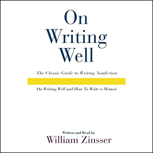 On Writing Well Audio Collection audiobook cover art