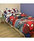 10XDIEZ Funda nórdica Spiderman venon - Medidas Cama - Cama de 90cm