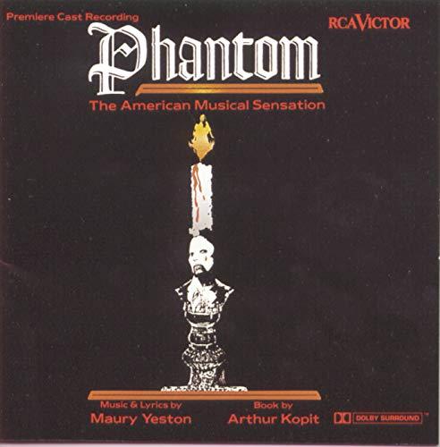 Phantom: The American Musical Sensation (Premiere Cast Recording)