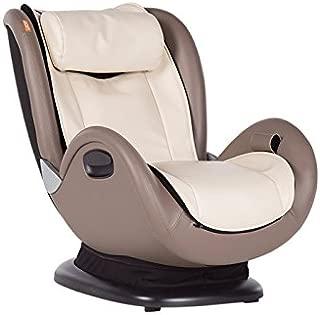 Human Touch iJOY 4.0 Reclining Massage Chair, 4 Programmed Massage Modes, Bone/Gray